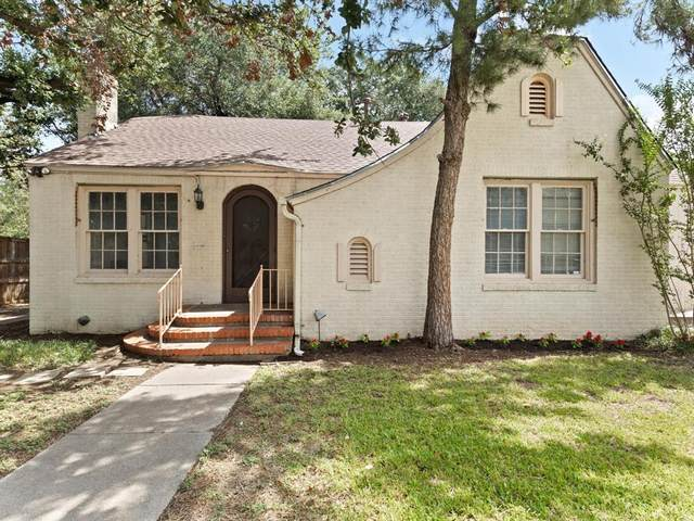 3317 Cockrell Avenue, Fort Worth, TX 76109 (MLS #14656993) :: Craig Properties Group