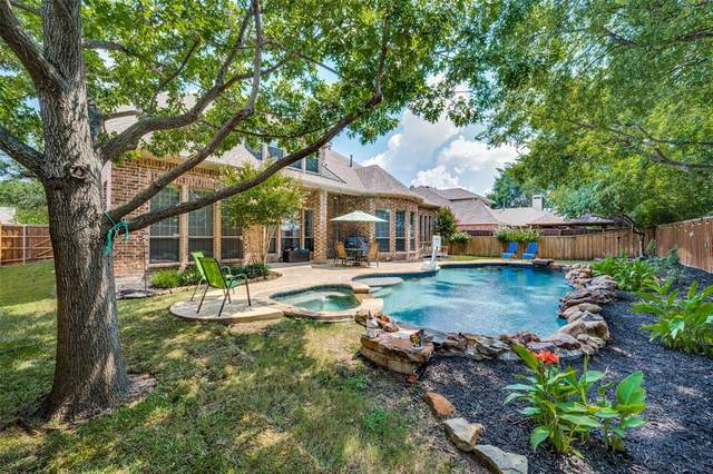 450 Willowview Drive, Prosper, TX 75078 (MLS #14657001) :: Russell Realty Group