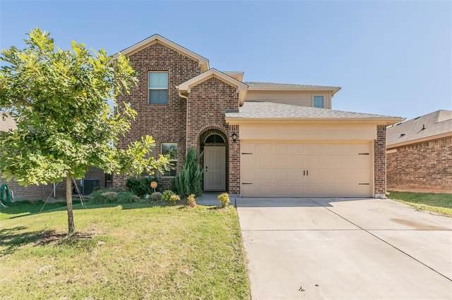 649 Cameron Way, Azle, TX 76020 (MLS #14657034) :: Maegan Brest | Keller Williams Realty