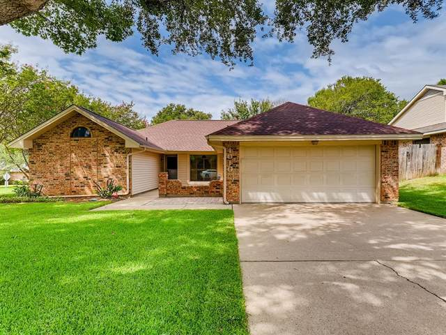 4010 Blueridge Court, Arlington, TX 76016 (MLS #14657036) :: Real Estate By Design