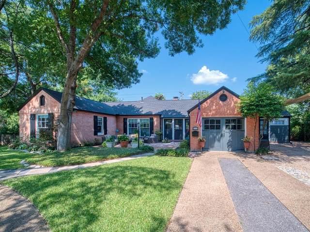 9703 Redondo Drive, Dallas, TX 75218 (MLS #14657112) :: Maegan Brest | Keller Williams Realty