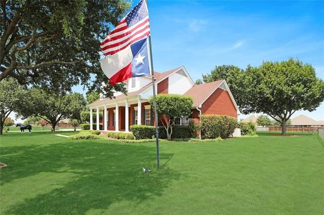 7200 Bailey Road, Sachse, TX 75048 (MLS #14657113) :: Texas Lifestyles Group at Keller Williams Realty