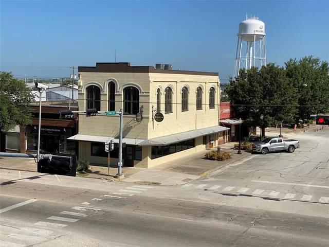 100 W Elm Street, Hillsboro, TX 76645 (MLS #14657169) :: Real Estate By Design