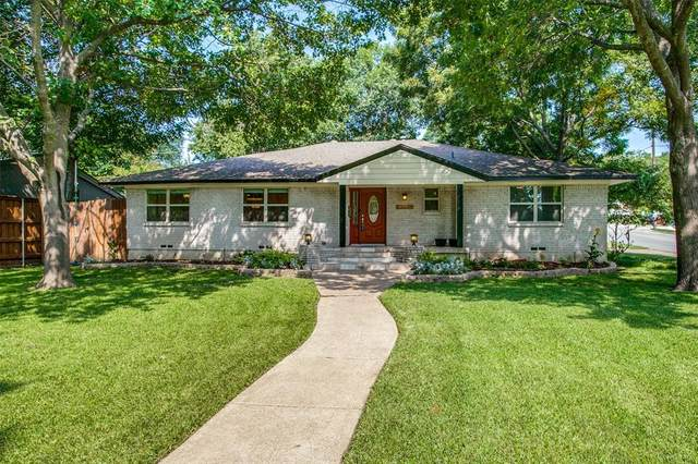 8381 San Cristobal Drive, Dallas, TX 75218 (MLS #14657220) :: Real Estate By Design