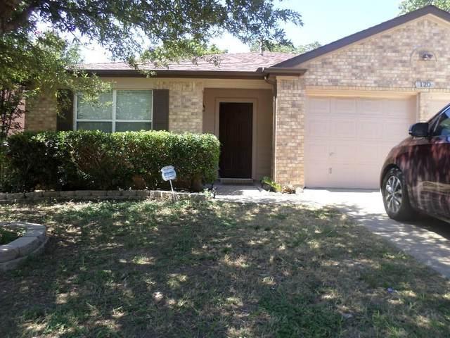120 Quail Run Drive, Seagoville, TX 75159 (MLS #14657247) :: Craig Properties Group