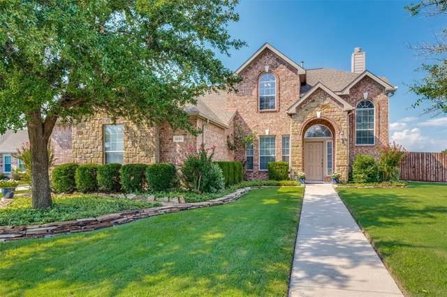 1231 Amistad Drive, Prosper, TX 75078 (MLS #14657296) :: Craig Properties Group