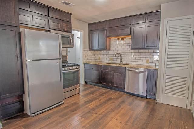 3300 Livingston Avenue, Fort Worth, TX 76110 (MLS #14657303) :: The Hornburg Real Estate Group