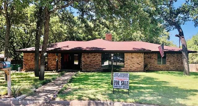497 Oakwood, Eastland, TX 76448 (MLS #14657310) :: The Mauelshagen Group