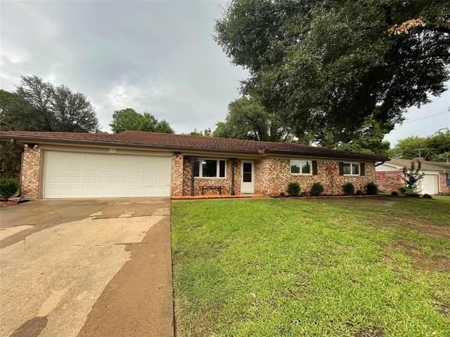 220 Cooper Drive, Hurst, TX 76053 (MLS #14657363) :: Real Estate By Design