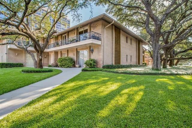 6332 Bandera Avenue D, Dallas, TX 75225 (MLS #14657397) :: All Cities USA Realty