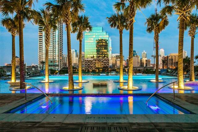 3130 N Harwood Street #3003, Dallas, TX 75201 (MLS #14657410) :: Robbins Real Estate Group
