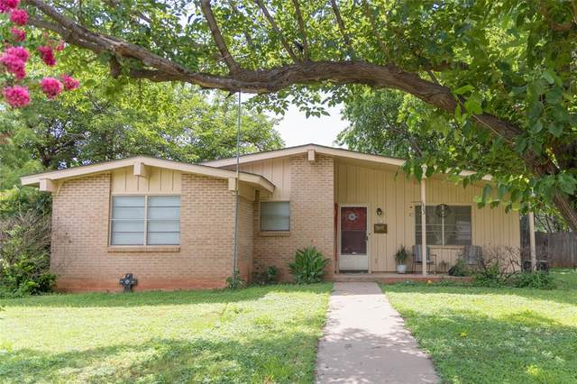 1802 Meadowbrook Drive, Abilene, TX 79603 (MLS #14657428) :: Real Estate By Design