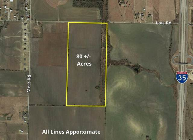 79.788 Lois Road W, Sanger, TX 76266 (MLS #14657477) :: Real Estate By Design