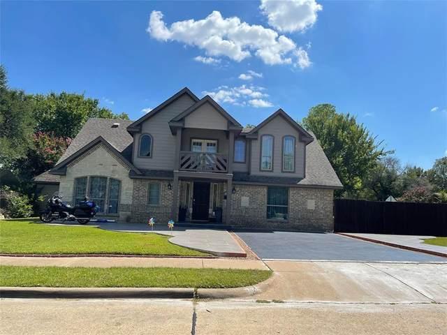 3916 Cody Court, Irving, TX 75062 (MLS #14657519) :: Trinity Premier Properties