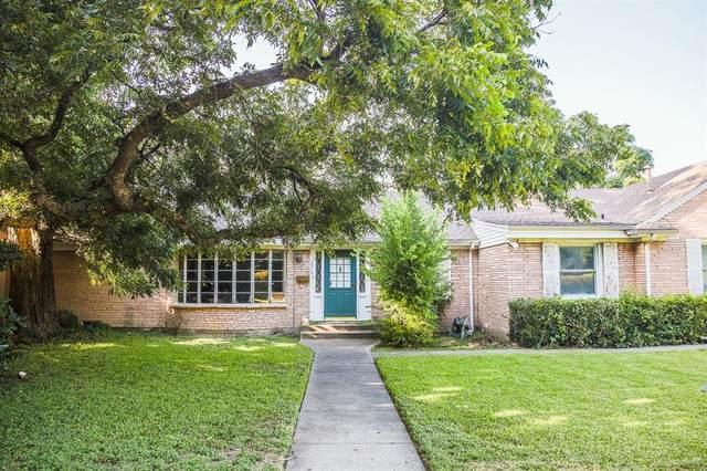3919 Shorecrest Drive, Dallas, TX 75209 (MLS #14657524) :: Robbins Real Estate Group