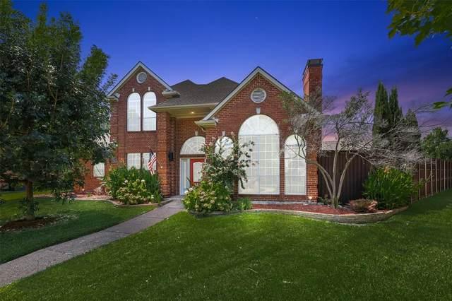 3717 Stonington Drive, Plano, TX 75093 (MLS #14657550) :: Craig Properties Group
