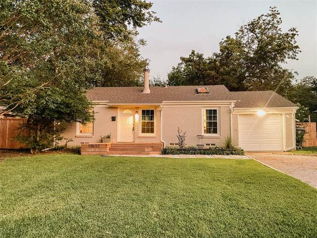 10652 Cayuga Drive, Dallas, TX 75228 (MLS #14657582) :: Maegan Brest | Keller Williams Realty