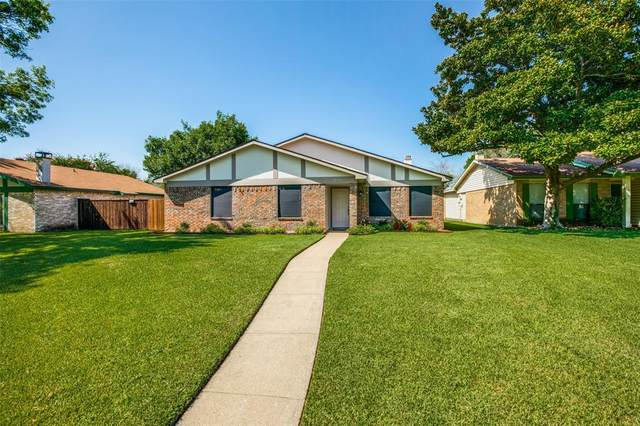 1914 Concho Drive, Garland, TX 75040 (MLS #14657661) :: Russell Realty Group
