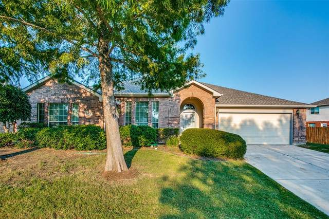 5008 Comstock Circle, Fort Worth, TX 76244 (MLS #14657782) :: Maegan Brest | Keller Williams Realty