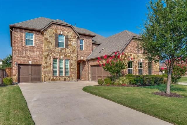 7393 Coulter Lake Road, Frisco, TX 75036 (MLS #14657786) :: The Juli Black Team