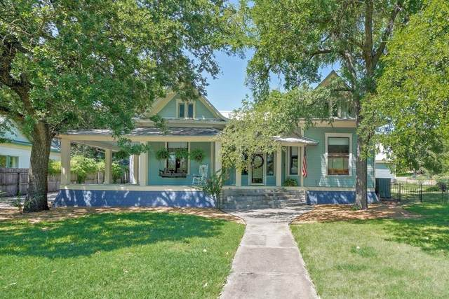 1209 NW 4th Avenue, Mineral Wells, TX 76067 (MLS #14657796) :: Trinity Premier Properties
