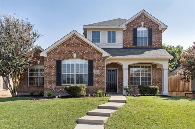 6205 Candletree Lane, Mckinney, TX 75070 (MLS #14657804) :: Maegan Brest   Keller Williams Realty