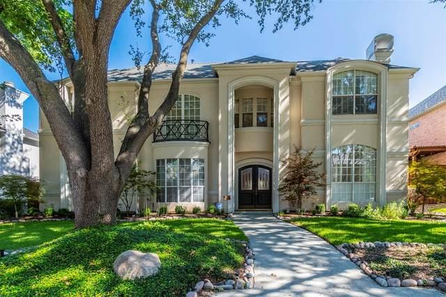 5025 Hummingbird Lane, Plano, TX 75093 (MLS #14657807) :: Real Estate By Design