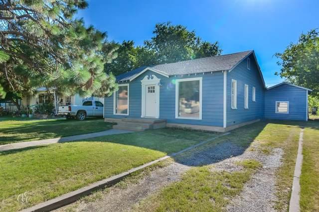 1302 Clinton Street, Abilene, TX 79603 (MLS #14657825) :: Real Estate By Design