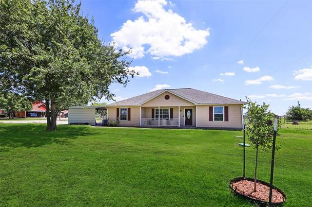11511 County Road 238, Terrell, TX 75160 (MLS #14657833) :: Russell Realty Group