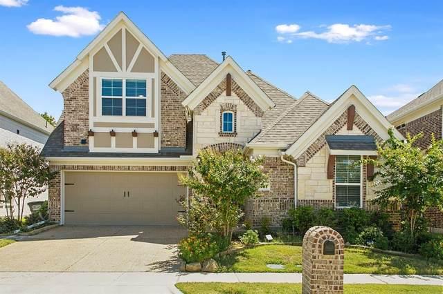 606 River Rock Way, Allen, TX 75002 (MLS #14657846) :: The Property Guys