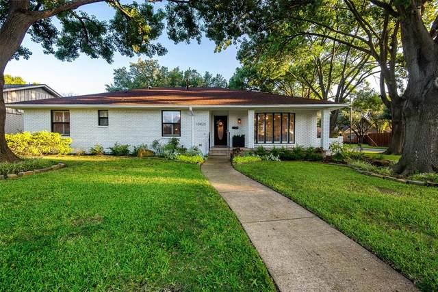 10825 Ferndale Road, Dallas, TX 75238 (MLS #14657850) :: Real Estate By Design
