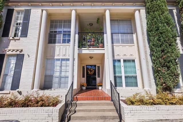15935 Stillwood Street #1098, Dallas, TX 75248 (MLS #14657861) :: Robbins Real Estate Group