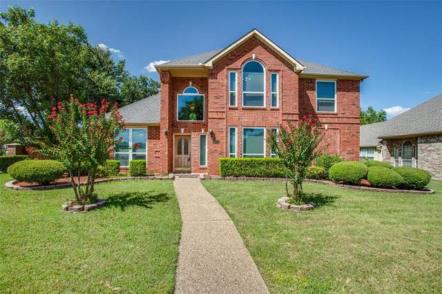 2913 Valley Spring Drive, Plano, TX 75025 (MLS #14657879) :: Craig Properties Group