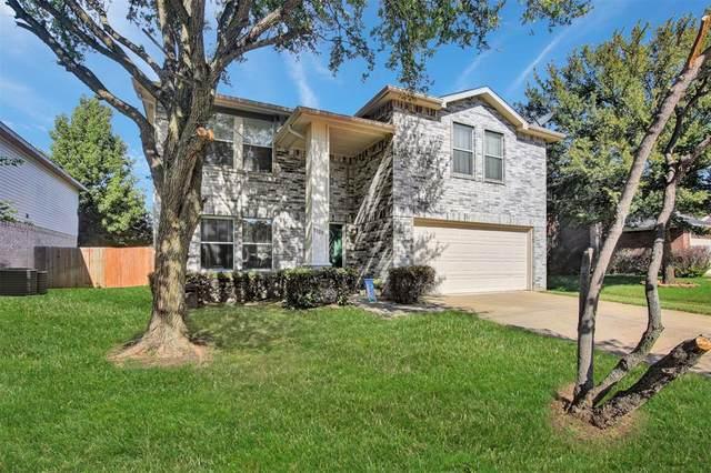 8108 Canoe Ridge Lane, Denton, TX 76210 (MLS #14657881) :: Russell Realty Group