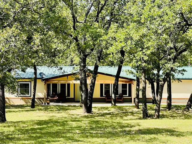 282 Thompson Trail, Paradise, TX 76073 (MLS #14657902) :: Real Estate By Design