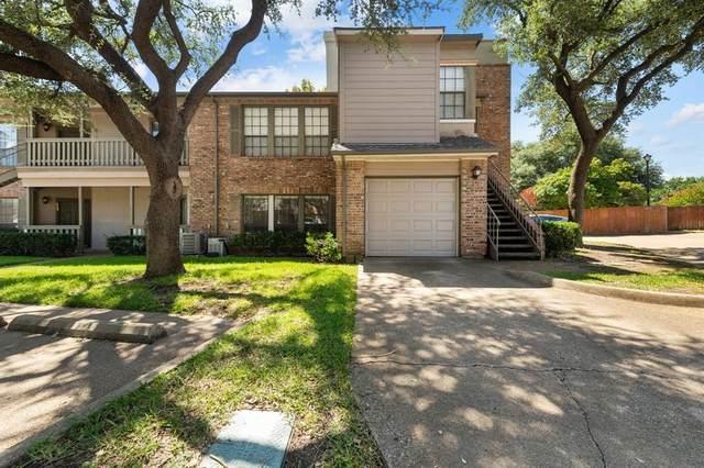 3101 Townbluff Drive #612, Plano, TX 75075 (MLS #14657911) :: The Good Home Team