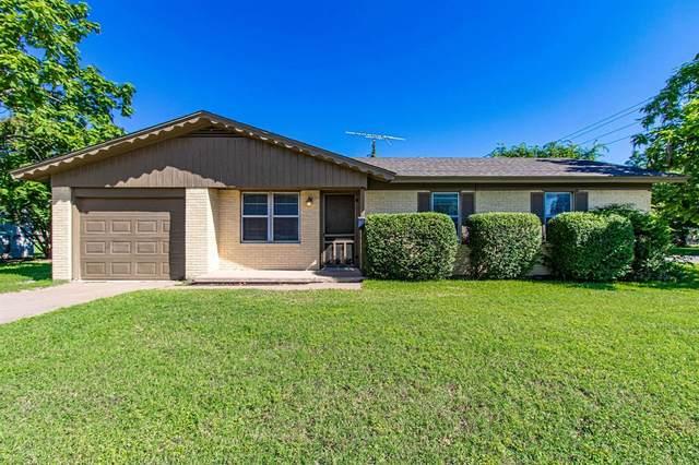1100 Penrod Street, Granbury, TX 76048 (MLS #14657979) :: Craig Properties Group