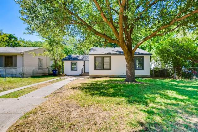 4208 Valentine Street, Fort Worth, TX 76107 (MLS #14657980) :: Russell Realty Group