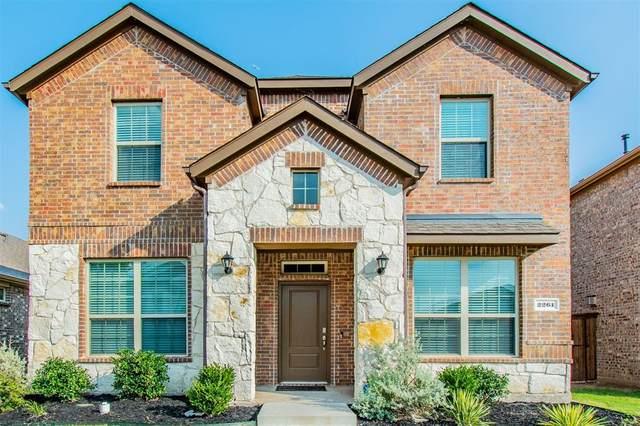 2261 Miramar Drive, Little Elm, TX 75068 (MLS #14658009) :: Craig Properties Group