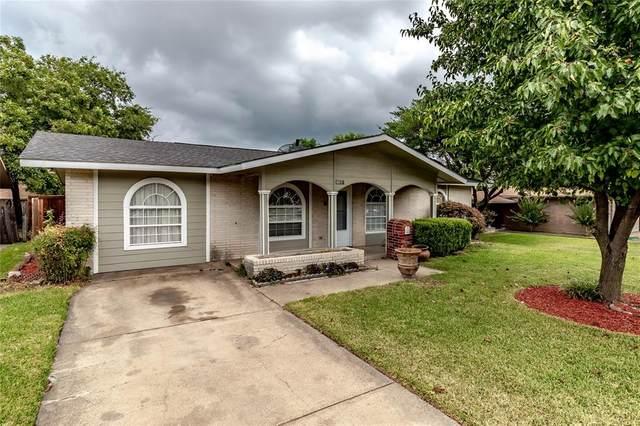 3617 Cherryhill Lane, Garland, TX 75042 (MLS #14658024) :: Lisa Birdsong Group   Compass