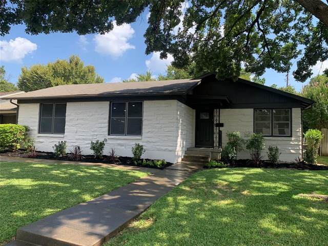 4817 Waldron Avenue, Fort Worth, TX 76133 (MLS #14658044) :: Maegan Brest   Keller Williams Realty