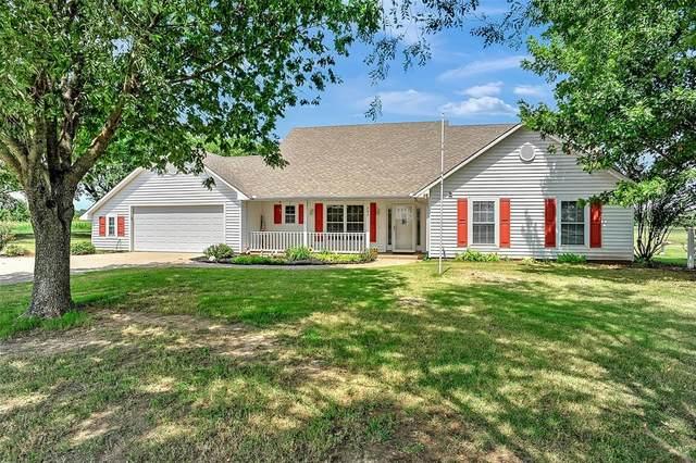 747 Pleasant Home Road, Sherman, TX 75092 (MLS #14658046) :: VIVO Realty