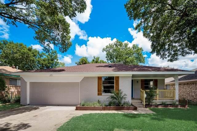 4314 Ashville Drive, Garland, TX 75041 (MLS #14658048) :: Craig Properties Group