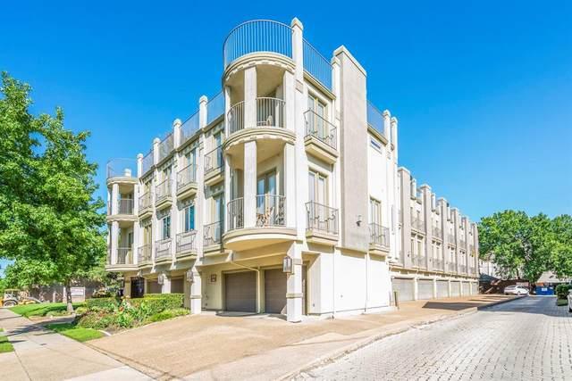 3320 Douglas Avenue D, Dallas, TX 75219 (MLS #14658061) :: Robbins Real Estate Group