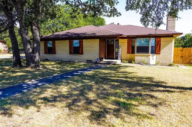 1538 Timberlane, Jacksboro, TX 76458 (MLS #14658113) :: VIVO Realty