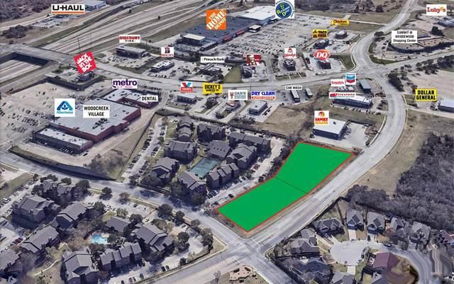 801 Bridgewood Drive, Fort Worth, TX 76112 (MLS #14658119) :: Real Estate By Design