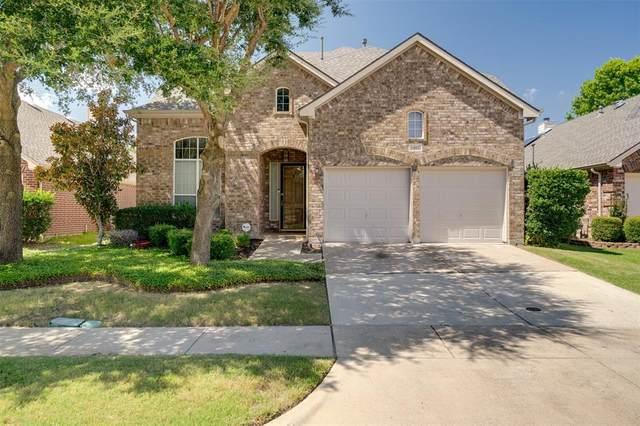 2460 Dockside Drive, Grand Prairie, TX 75054 (MLS #14658126) :: The Chad Smith Team
