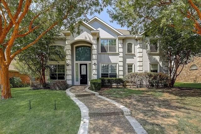 5913 Blazing Star Road, Frisco, TX 75036 (MLS #14658142) :: Real Estate By Design