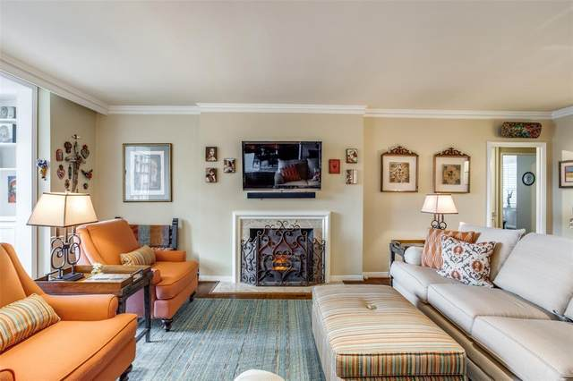 3525 Turtle Creek Boulevard 3D, Dallas, TX 75219 (#14658147) :: Homes By Lainie Real Estate Group