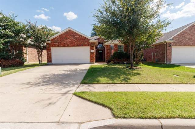2436 Priscella Drive, Fort Worth, TX 76131 (MLS #14658151) :: The Star Team | Rogers Healy and Associates